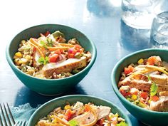 Learn how to make Southwest Chicken Cutlet Rice Bowl. MyRecipes has 70,000+ tested recipes and videos to help you be a better cook