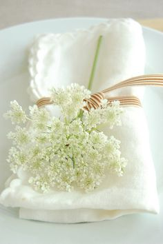 Simple decoration for table napkin
