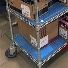 Shelf Overlay Outfits A Fleet of Carts – Fixtures Close Up