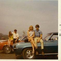 Let's go for a ride.. #vintagecamp