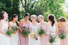 Romantic Fynbos Matjiesdrift Wedding by Illuminate Photography {Amy & Karl} Bridesmaid Bouquets, Bridesmaids, Flower Girls, Amy, Romantic, Weddings, Wedding Dresses, Photography, Beautiful
