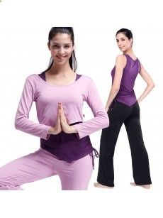 Buy Womens Long Sleeve Yoga Clothes with Good Quality | OKmarket.com