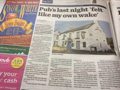 Sad to read about the closure of the Cherry Tree pub on Oundle Road, many a good night had there and many that I can't remember! :) https://plus.google.com/+DarrenFower1/posts/WMtijsg7J6s