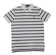 Polo Ralph Lauren Men's Custom Multistripe Polo #PoloRalphLauren #PoloRugby