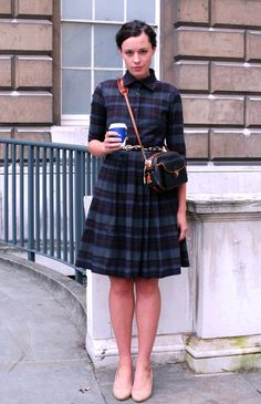 I want to stroll the streets of Edinburgh dressed like this. Right now.