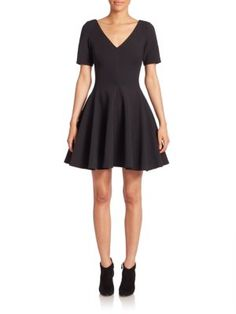 OPENING CEREMONY Will Penn Fit-And-Flare Dress. #openingceremony #cloth #dress