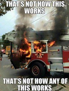 Firefighter meme old The Littlest