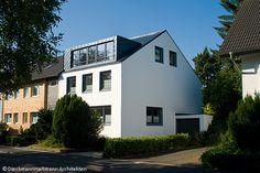 Ein Reihenhaus, das aus der Reihe fällt - Köln / Bonn: CUBE Magazin