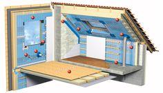 Le système DELTA pour une construction étanche à l'air.