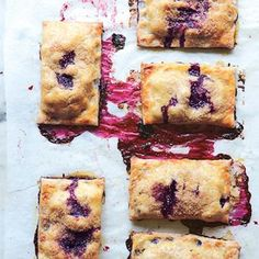 Blueberry Hand Pies Recipe - Epicurious