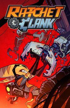 Ratchet + Clank Issue 2 by CreatureBox on deviantART