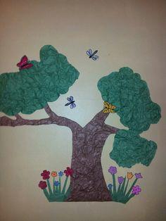 árbol de papel by M.Rivas