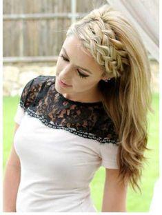 15 Fresh and Stylish Braid Hairstyles: #9
