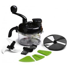 Wonderchef Turbo Chopper with best material Only dual-speed manual processor with good product and brand Online at low prices in India.Made of high impact moulded plastic polycarbonate. For more info http://www.kitchenwarehub.com/graters-choppers/5407-wonderchef-turbo-dual-speed-food-processor.html