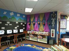 Sir Readalots Book Fair Decorations
