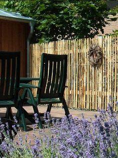 Gartenzaun und Sichtschutz, Staketenzaun