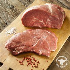 Filte grueso Petra Mora. Se obtines de la parte de la cadera o babilla de nuestras terneras. Es ideal para cocinar en sartén en la parrilla http://www.petramora.com/carne-de-ternera-rosa/Filete-grueso-de-ternera.html
