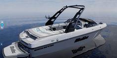 Сайт крупнейшего производителя водных видов транспорта позволит не только спроектировать лодку вашей мечты, но и увидеть ее в действии