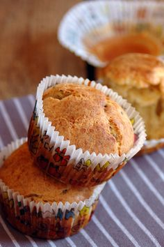Muffin salati al profumo di tartufo | Mamma Papera