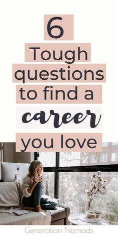 Find A Career, Choosing A Career, Dream Career, Job Career, Career Change, Career Advice, Dream Job, Career Help, Career Planning