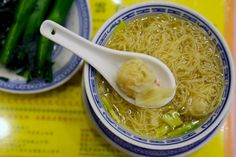 Wanton and Beef Brisket Noodles 10 Must Eat Food In Hong Kong