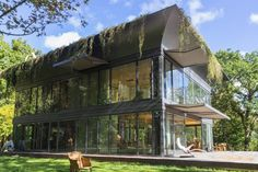 A collection of prefabricated homes - PATH: The Prefabricated Accessible Technological Homes - was recently launched by Philippe Starck