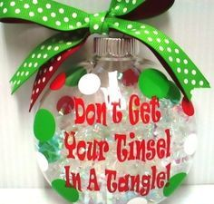 Read information on DIY Christmas Projects Vinyl Ornaments, Clear Ornaments, Glitter Ornaments, Ornament Crafts, Handmade Ornaments, Diy Christmas Ornaments, Xmas Crafts, Ornaments Ideas, Cricut Ornament