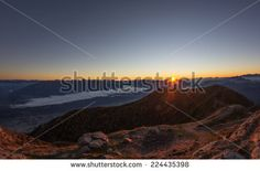 #Gold #Corner #Sunrise @Shutterstock #Shutterstock @MillstaetterSee @carinzia #carinthia #goldeck #spittal #landscape #nature #mountains #hiking #fall #autumn #dawn #stock #photo #new #download #portfolio #hires