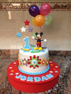 Mickey Mouse tarta.