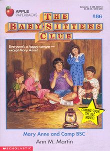 the babysitters club books!