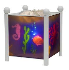 Trousselier Magische Laterne Nachtlicht Lampe Fische Meer - Bonuspunkte sammeln, auf Rechnung bestellen, DHL Blitzlieferung!