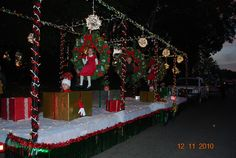 Christmas Float