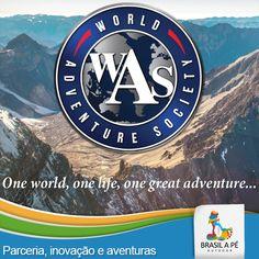 Membro WAS.  Parceria, inovação & aventuras. Partnership, innovation & adventures. Asociación, innovación y aventuras.  #BrasilaPé #KnowingtoPreserve #ConocerparaPreservar #AdventureTrekkingTour #hiking #trekking #vidaaoarlivre #outdoor #vidaalairelibre #parceria #partnership #asociación #inovação #innovation #innovación #aventuras #adventures #w_a_s #worldadventuresociety #WAS #WASmember