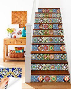 Kitchen Tile Sticker Set of 24 decals Tiles for Bathroom home
