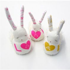 AetA Tamar Mogendorff Bunnies // poppyscloset.com #dolls #toys