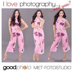 I love photography, and you?  GoodPhoto meets Model Sabrina