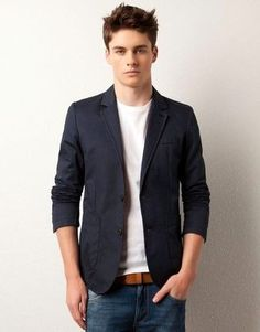 7 Items From Your Wardrobe, 7 Outfits To Get You Through The Week   Lookastic for Men