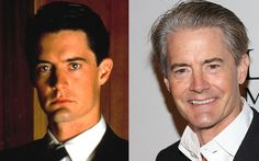 Kyle MacLachlan / Special Agent Dale Cooper - still hot