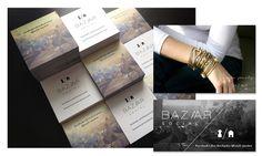BAZAAR calling cards