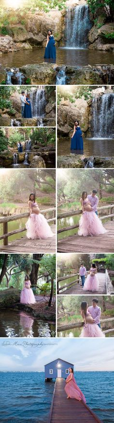 park maternity shoot by Lindi-Mari Photography for Maternity and Newborn Photography Perth