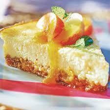 """Résultat de recherche d'images pour """"cheesecake peche abricot"""""""
