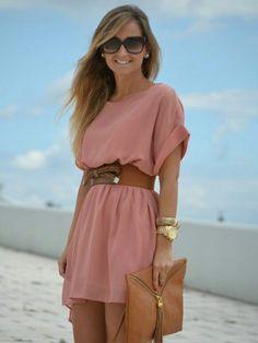 Nice light pink