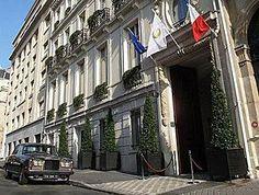 The InterContinental Le Grande in Paris
