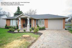 Exterior Front Home #Kitchener #RealEstate #Ontario