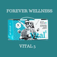 VIDEO telling you about Forever's VITAL5 - your wellness in a box! I think you'll love discovering the box's contents and what they can do for your vitality.  https://youtu.be/liUNvsRscvE