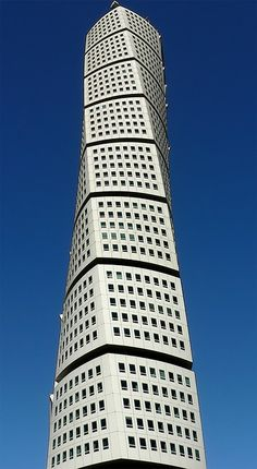 Amazing Turning Torso, Sweden | Read More Info