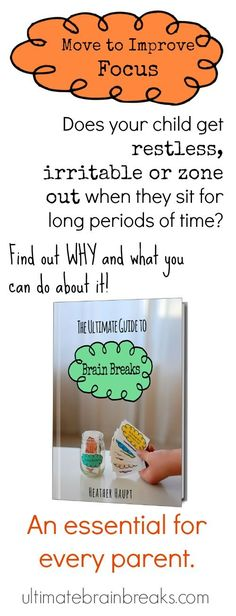 715 best brain breaks images on pinterest school songs and all in one guide for why our kids need to move and how to fandeluxe Image collections