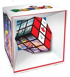 Rubik's promo 3x3 cube