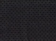 Clip Dot Cotton Black