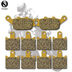 72.01$  Buy now - http://aliwvb.shopchina.info/1/go.php?t=32816544352 - Motorcycle Brake Pads Front+Rear For KAWASAKI Z 1000 07-09 Z 750 R 11-14   #magazine